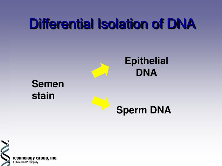 Epithelial DNA