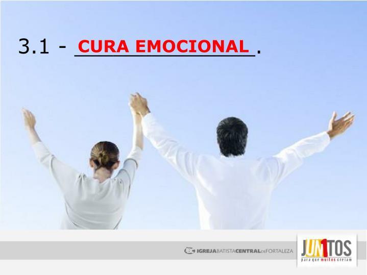 CURA EMOCIONAL