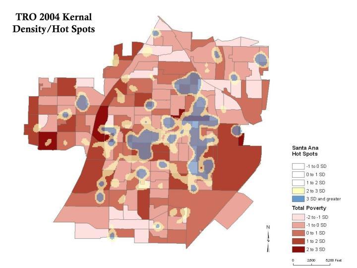 TRO 2004 Kernal