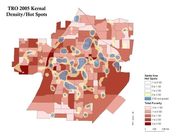 TRO 2005 Kernal