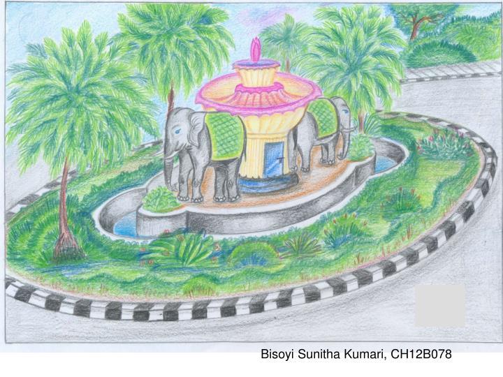 Bisoyi Sunitha Kumari, CH12B078