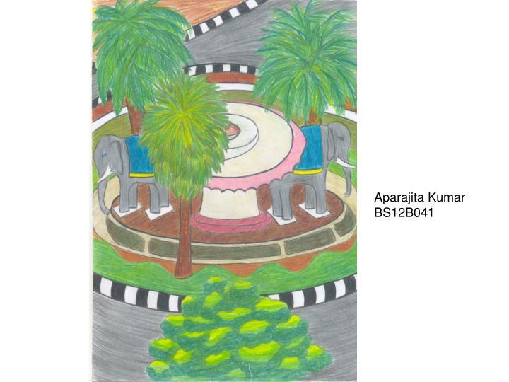 Aparajita Kumar