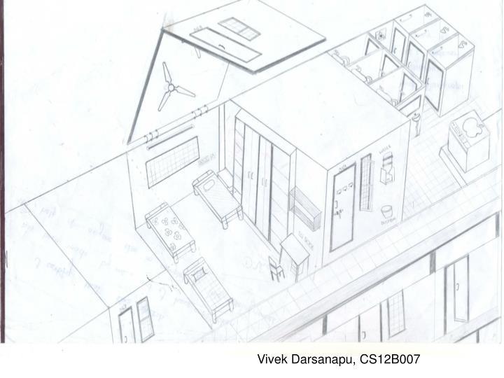 Vivek Darsanapu, CS12B007