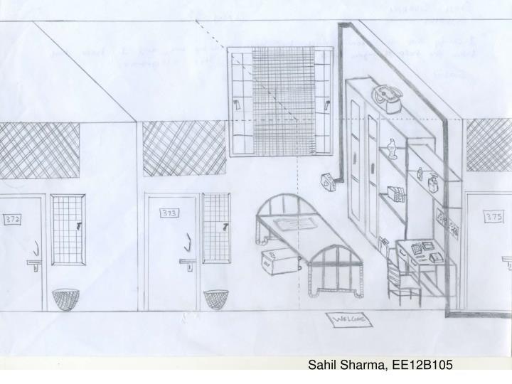 Sahil Sharma, EE12B105