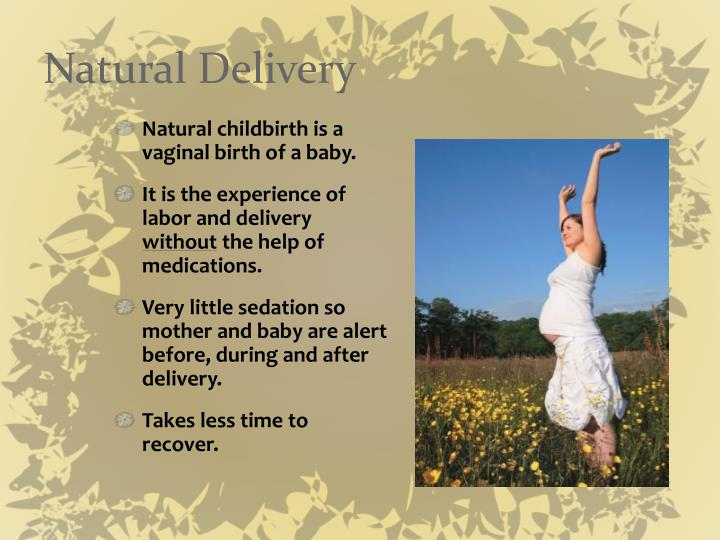 Natural Delivery