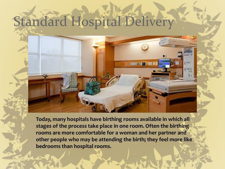 Standard Hospital Delivery