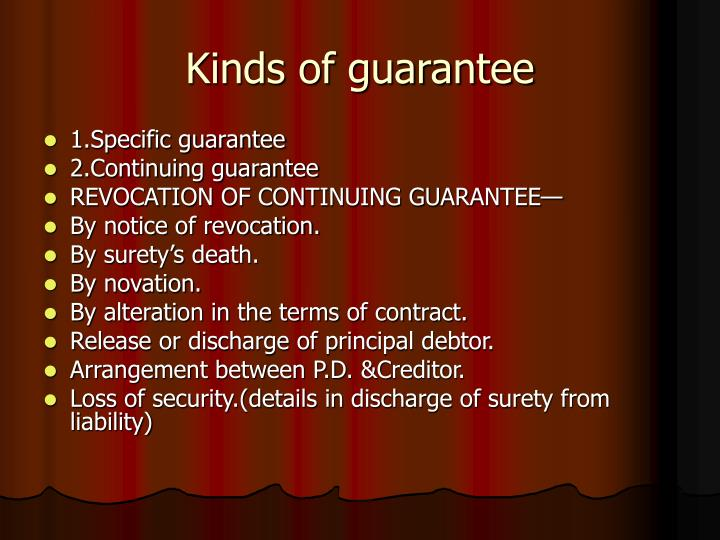Difference Between Indemnity and Guarantee (with Example ...