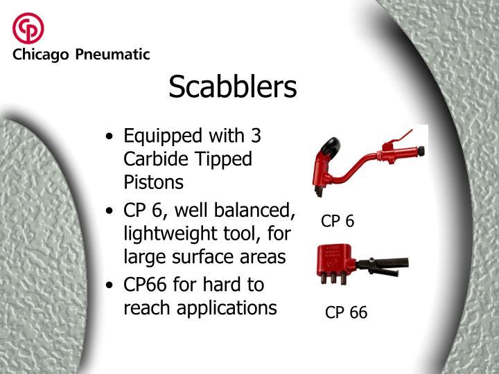 Scabblers