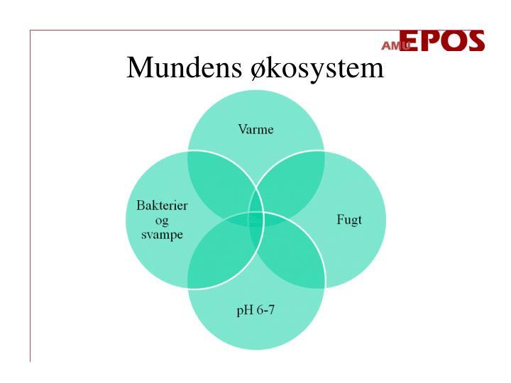 Mundens økosystem
