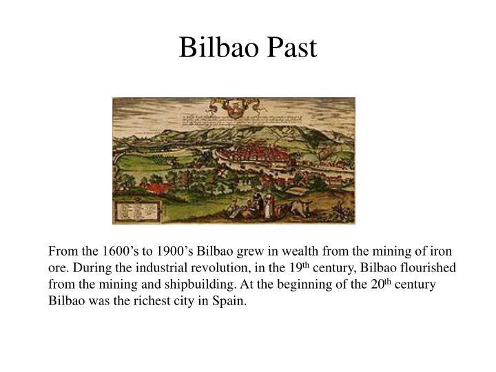 Bilbao Past