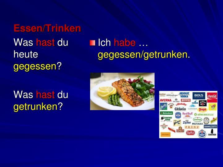 Essen/