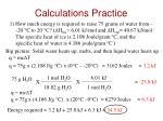 calculations practice1