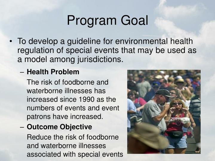 Program Goal