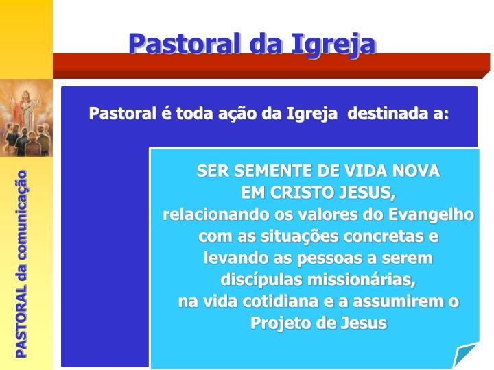 Pastoral da Igreja