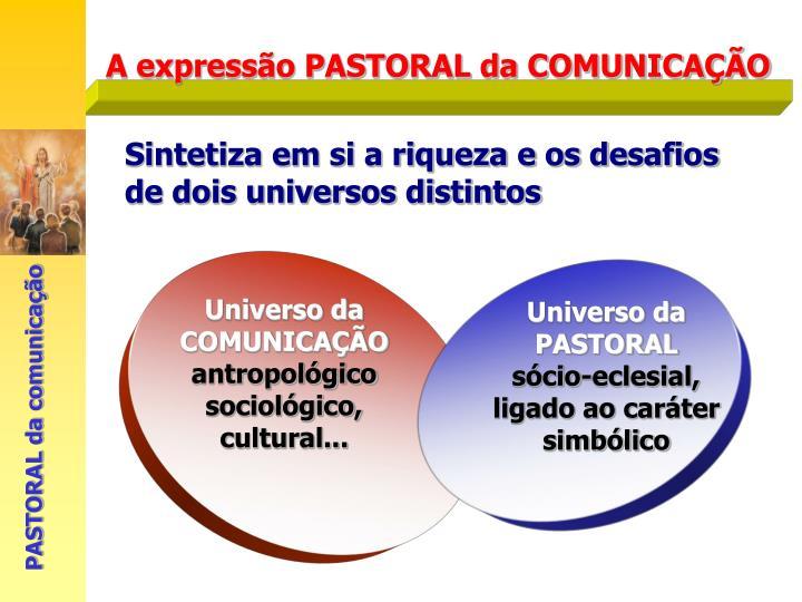 Universo da COMUNICAÇÃO