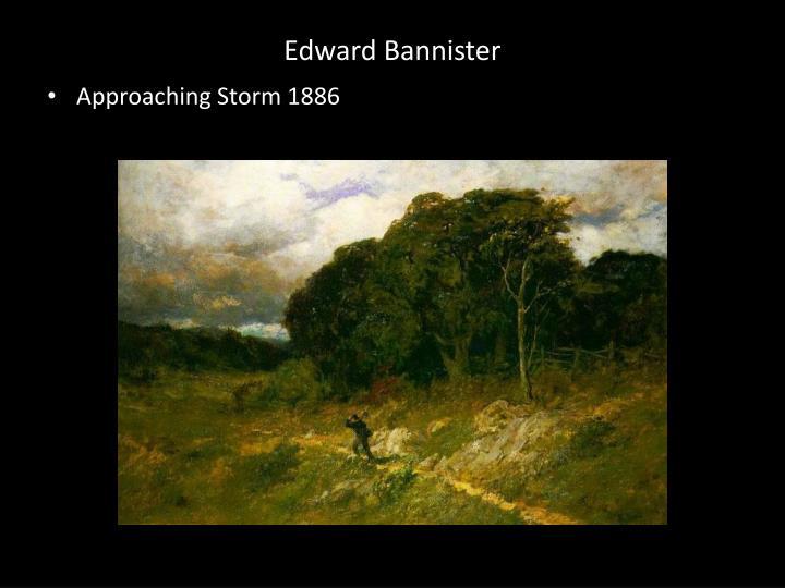 Edward Bannister