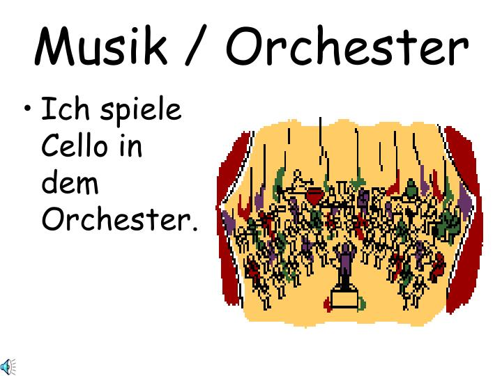 Musik / Orchester