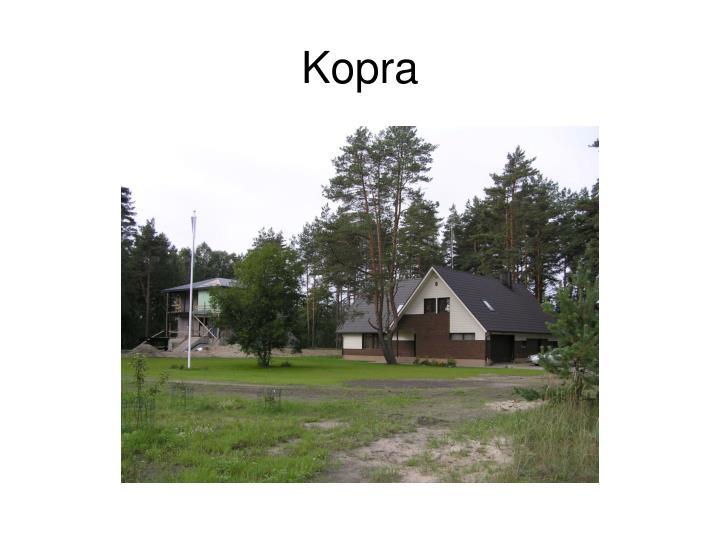 Kopra