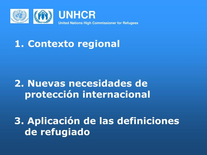 Unhcr united nations high commissioner for refugees1