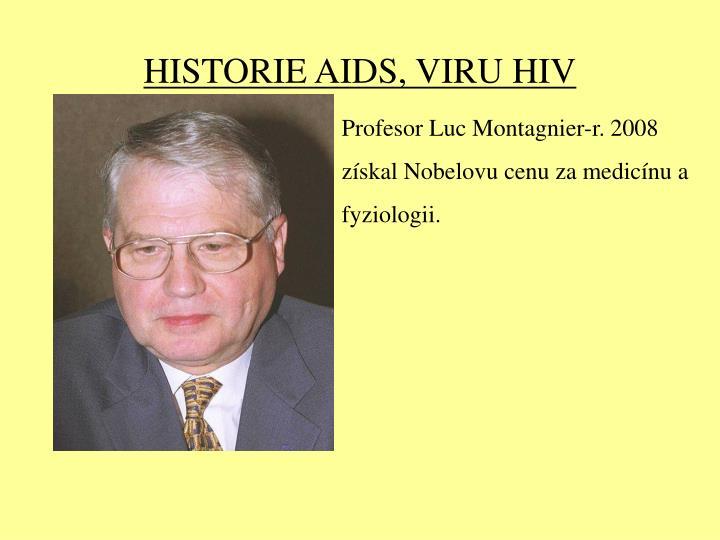 HISTORIE AIDS, VIRU HIV