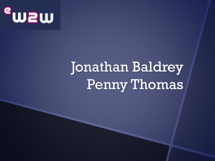 Jonathan Baldrey