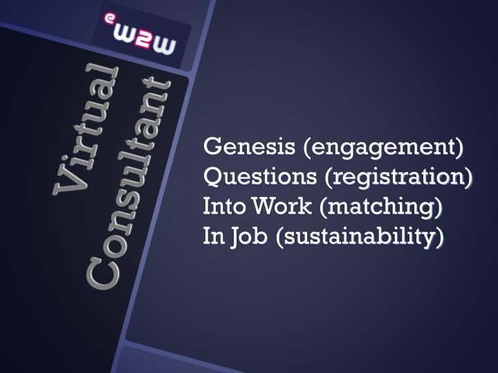 Genesis (engagement)
