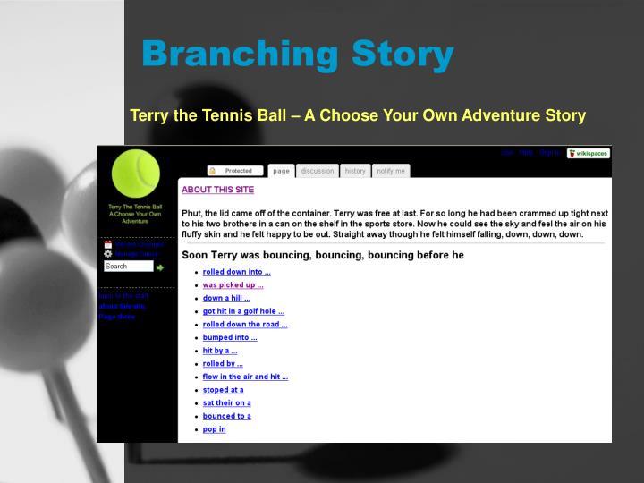 Branching Story