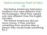 native american point of view 4