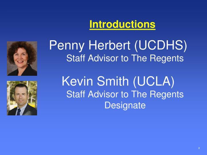 Penny Herbert (UCDHS)