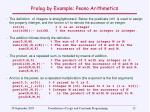 prolog by example peano arithmetics1