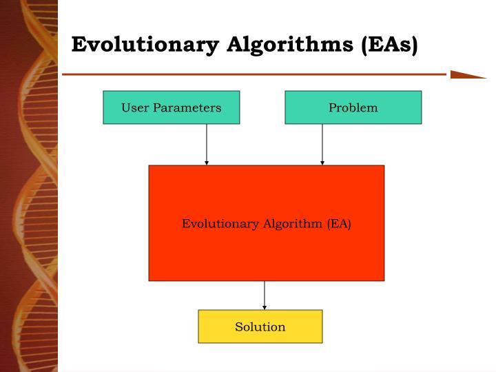 Evolutionary Algorithms (EAs)