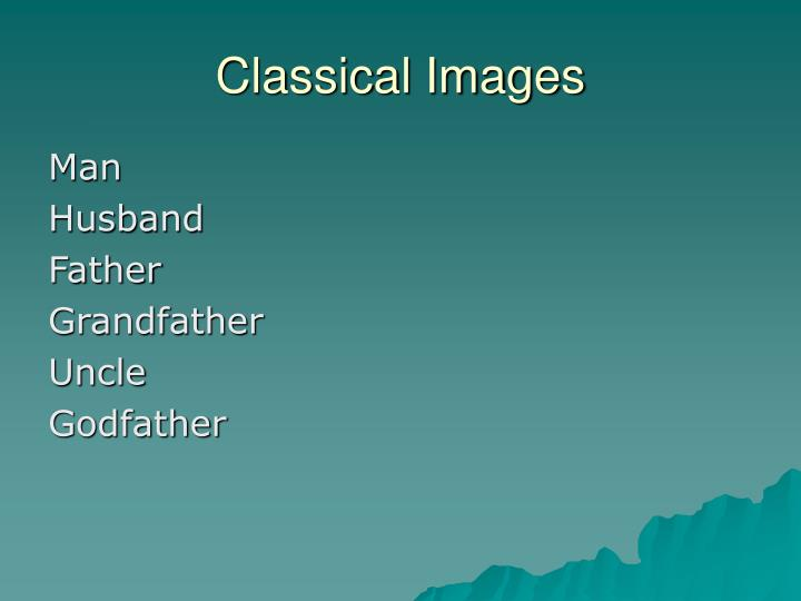 Classical Images