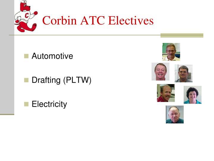 Corbin ATC Electives