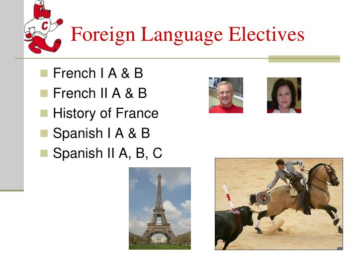 Foreign Language Electives