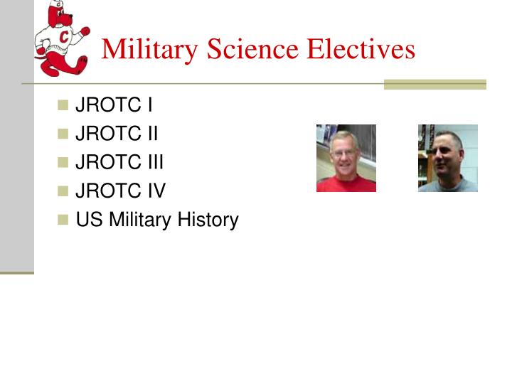 Military Science Electives
