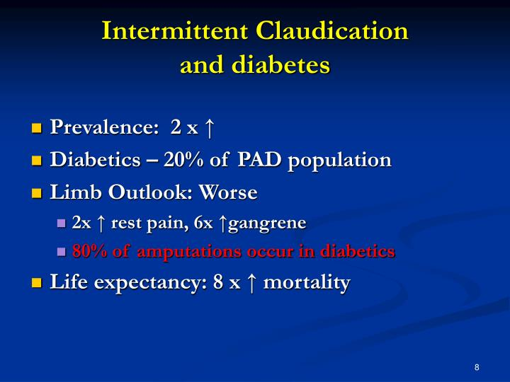 "PPT - ""Diabetic foot"" PowerPoint Presentation - ID:3923457"