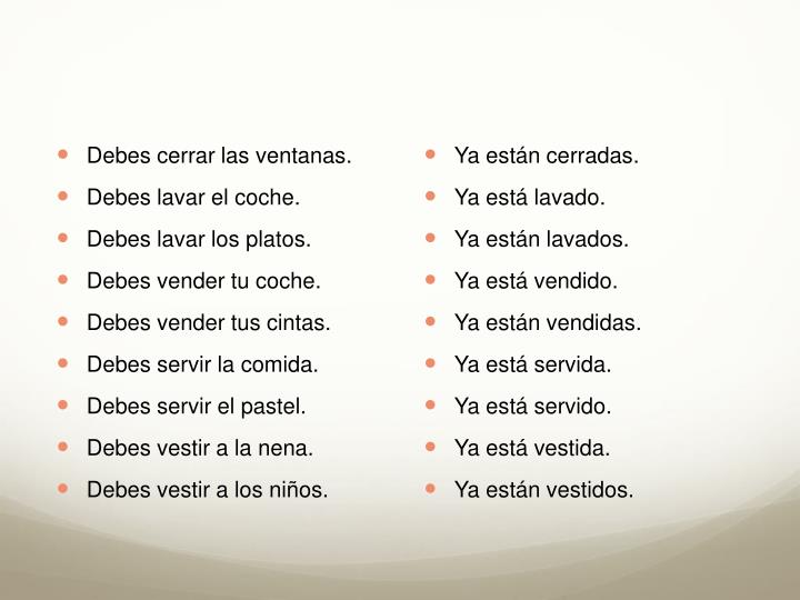 Debes
