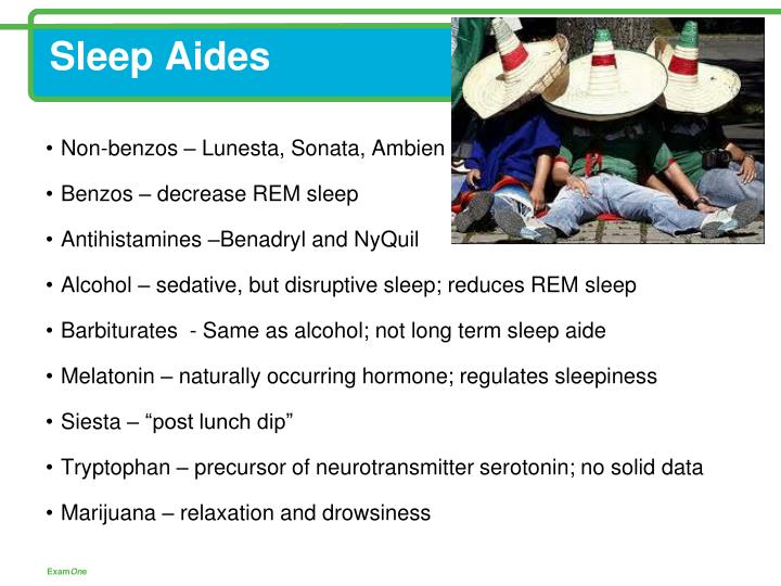 Sleep Aides