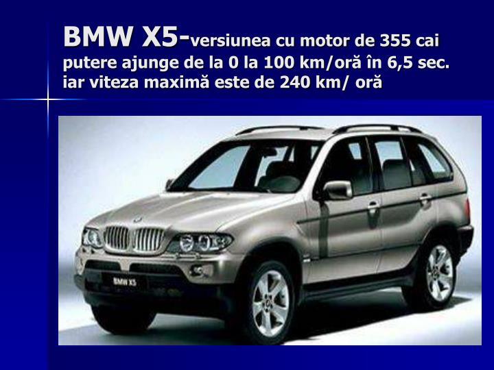 BMW X5-
