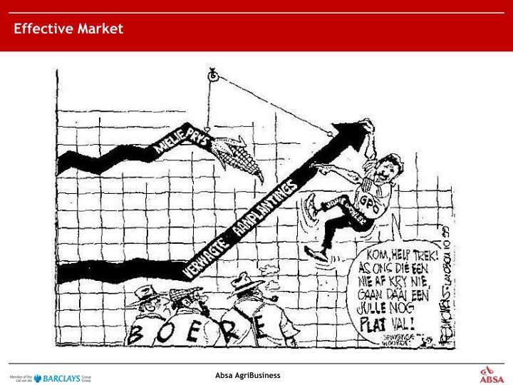 Effective Market