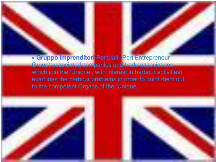 Gruppo Imprenditori Portuali