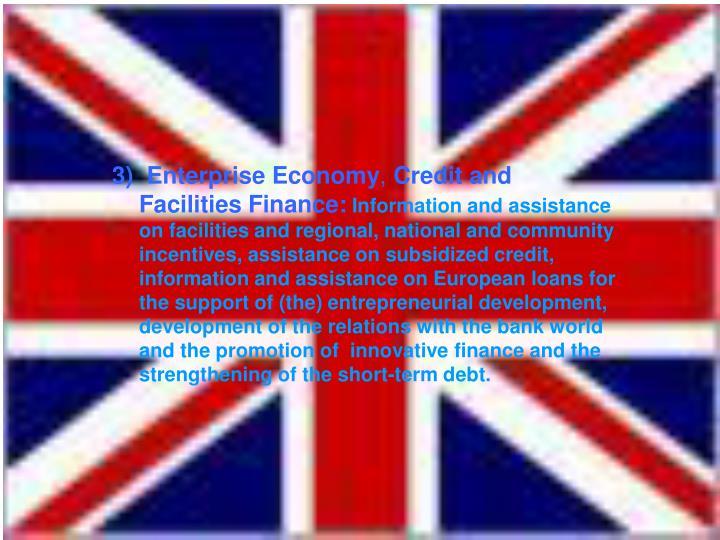 3)  Enterprise Economy
