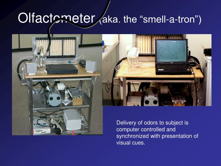 Olfactometer