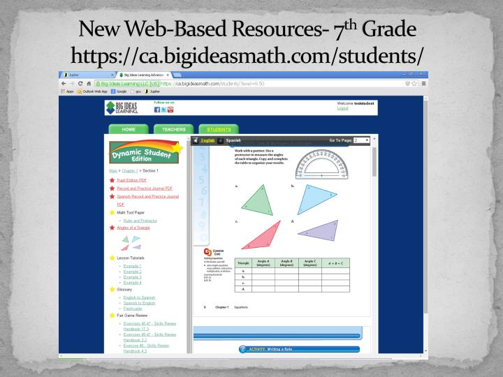 New Web-Based Resources- 7