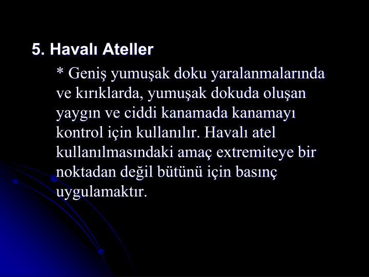 5. Haval Ateller