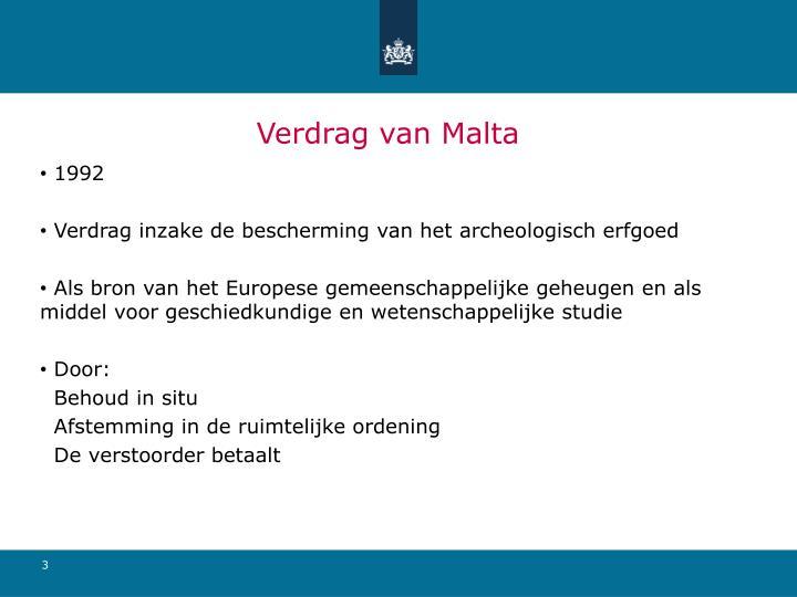 Verdrag van Malta