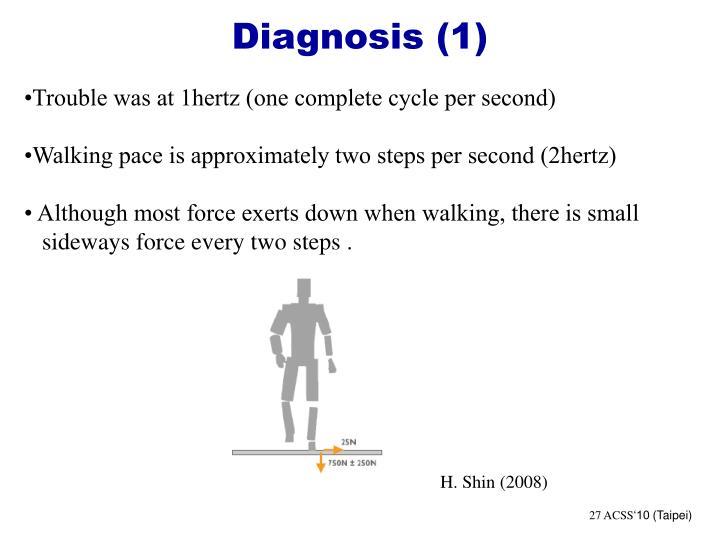 Diagnosis (1)