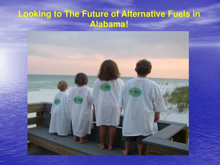Looking to The Future of Alternative Fuels in Alabama!