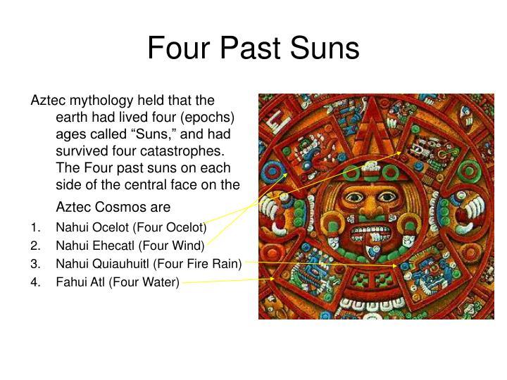 Four Past Suns