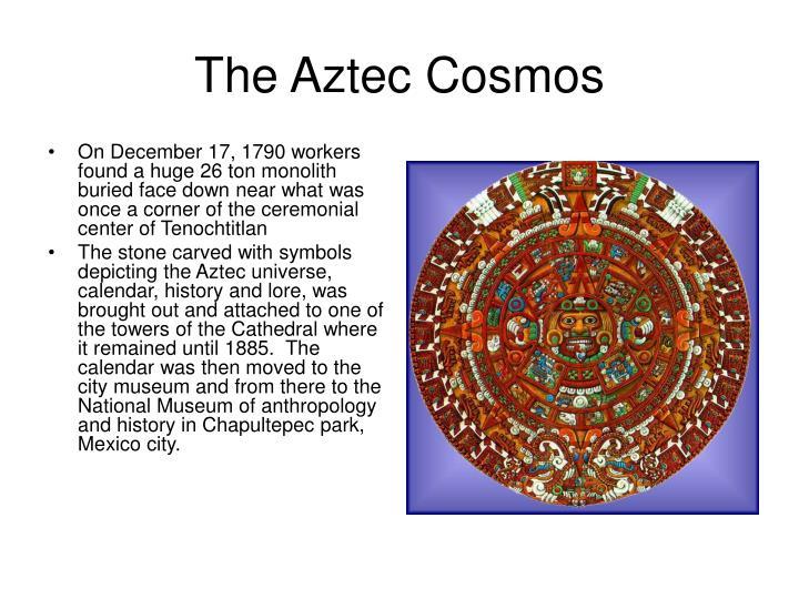 The Aztec Cosmos